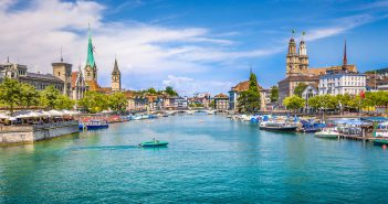 Zurich City Center Switzerland