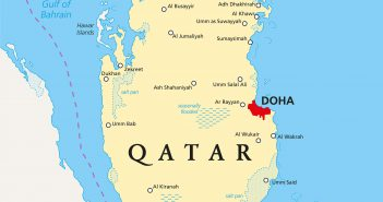 qatar world map Archives - Guide of the World