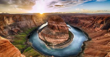 Horseshoe Bend Grand Canyon National Park