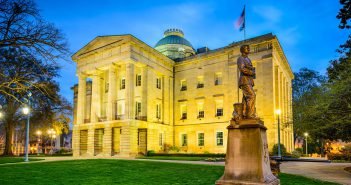 State Capitol Building, Raleigh