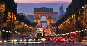 france paris champs elysees