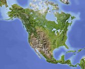 North America Maps