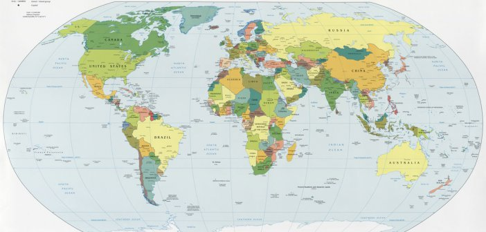 World Images and Maps