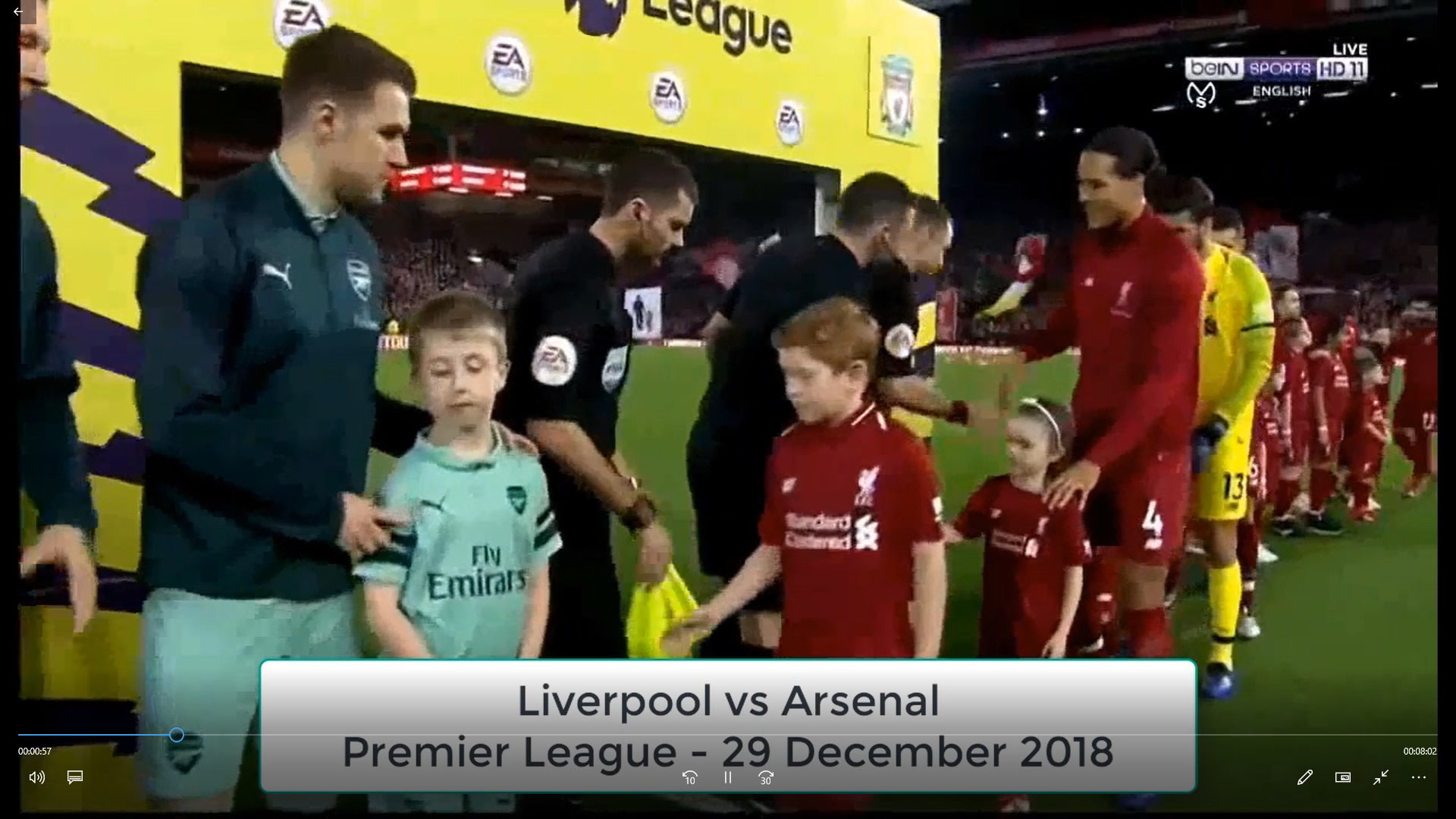 Liverpool 5-1 Arsenal