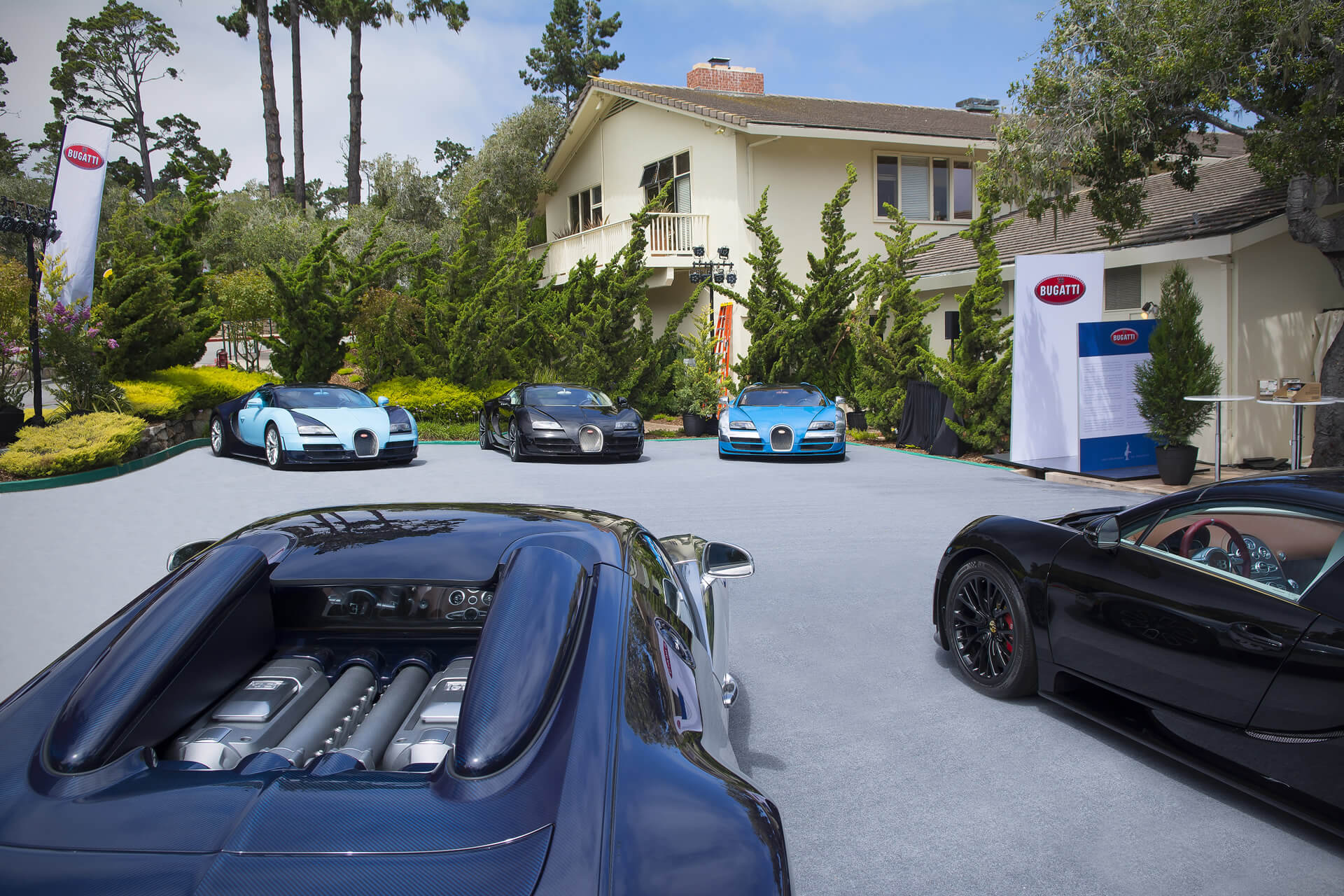 Bugatti Legends Editions