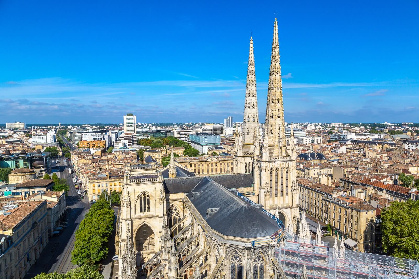 bordeaux st andrew cathedral france