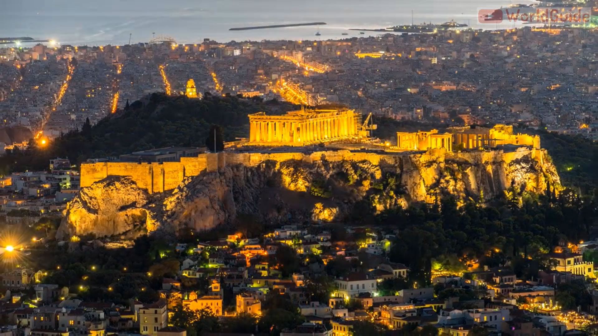 Athens is the Capital and Largest City of Greece