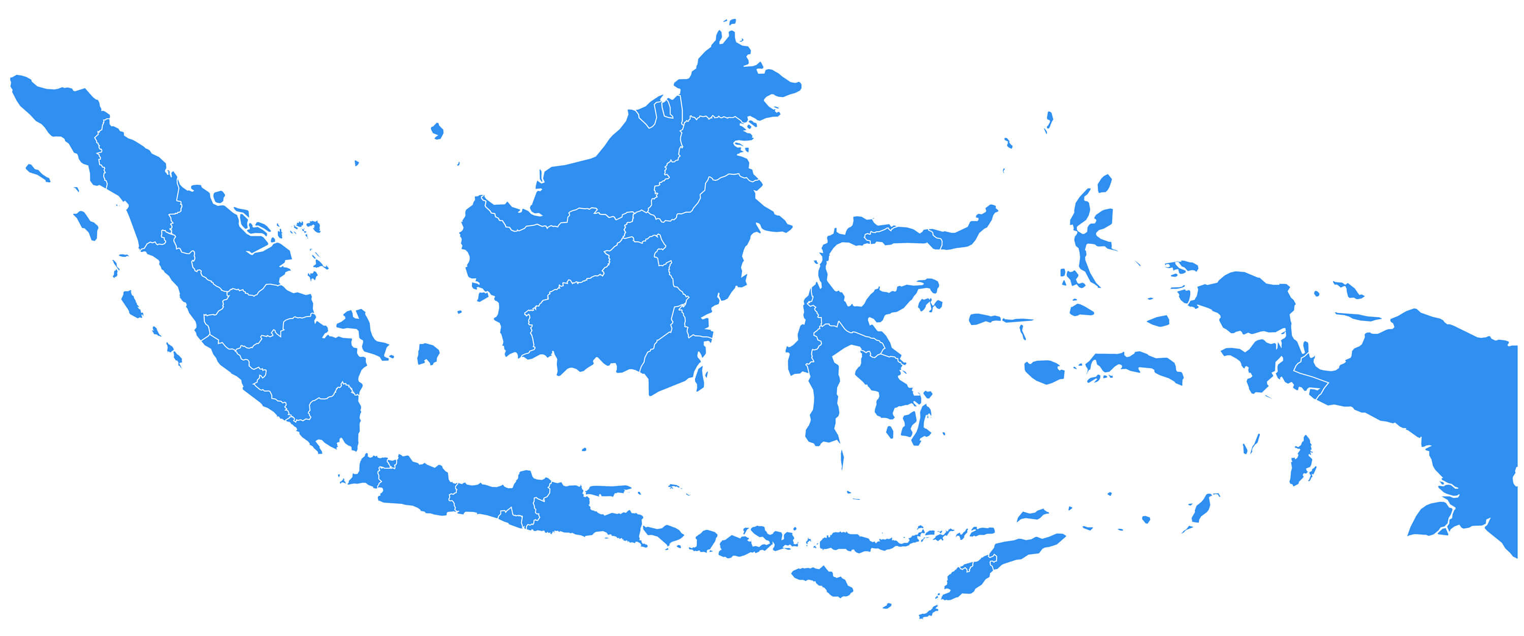 Map of indonesia guide of the world map of indonesia gumiabroncs Gallery