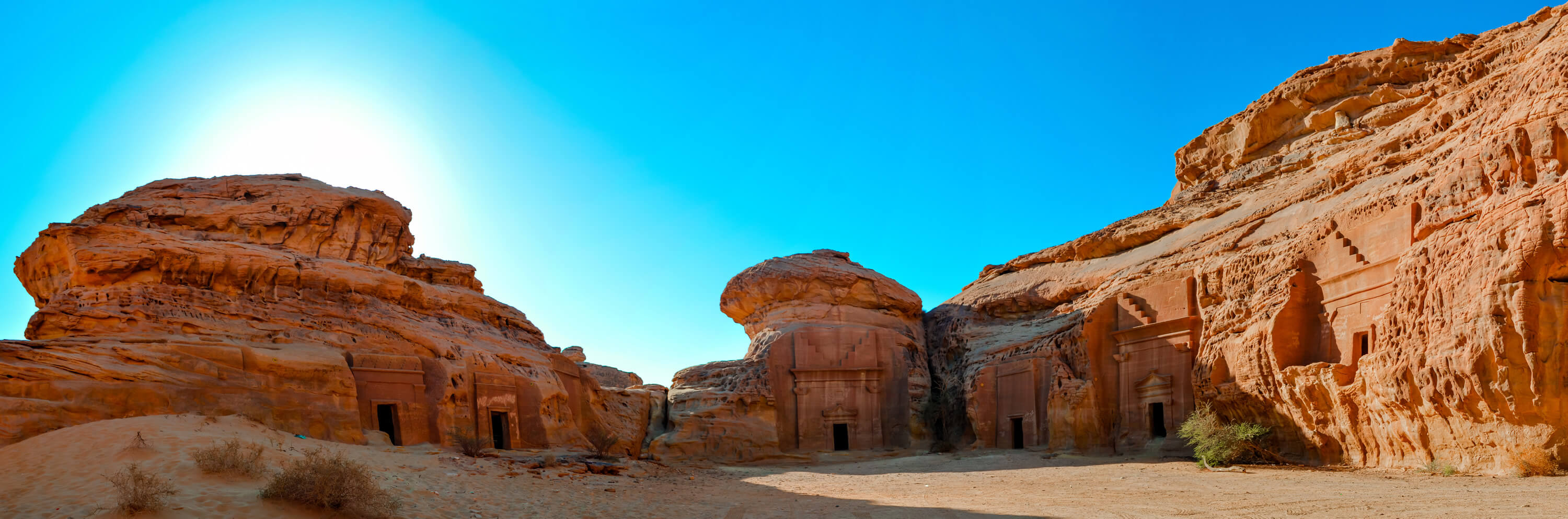 Arabian Historic Place, Saudi Arabia