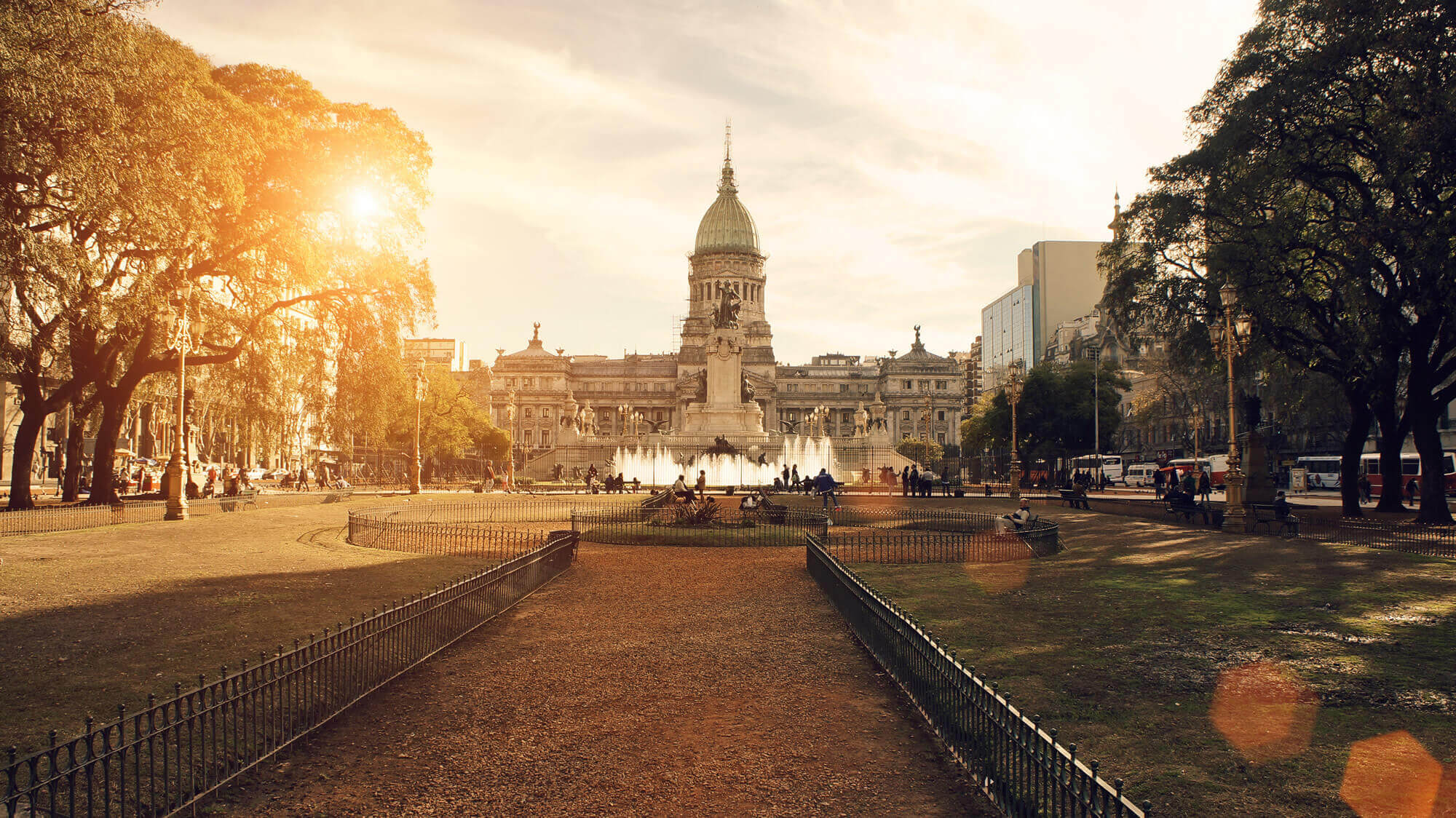 Buenos Aires, National Congress Building