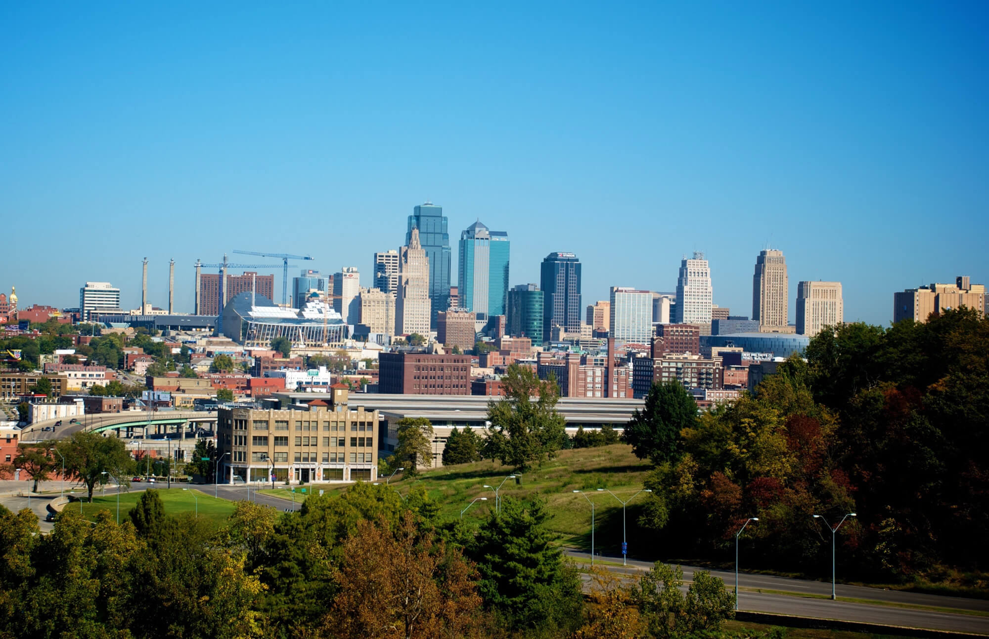 Kansas City Skylines