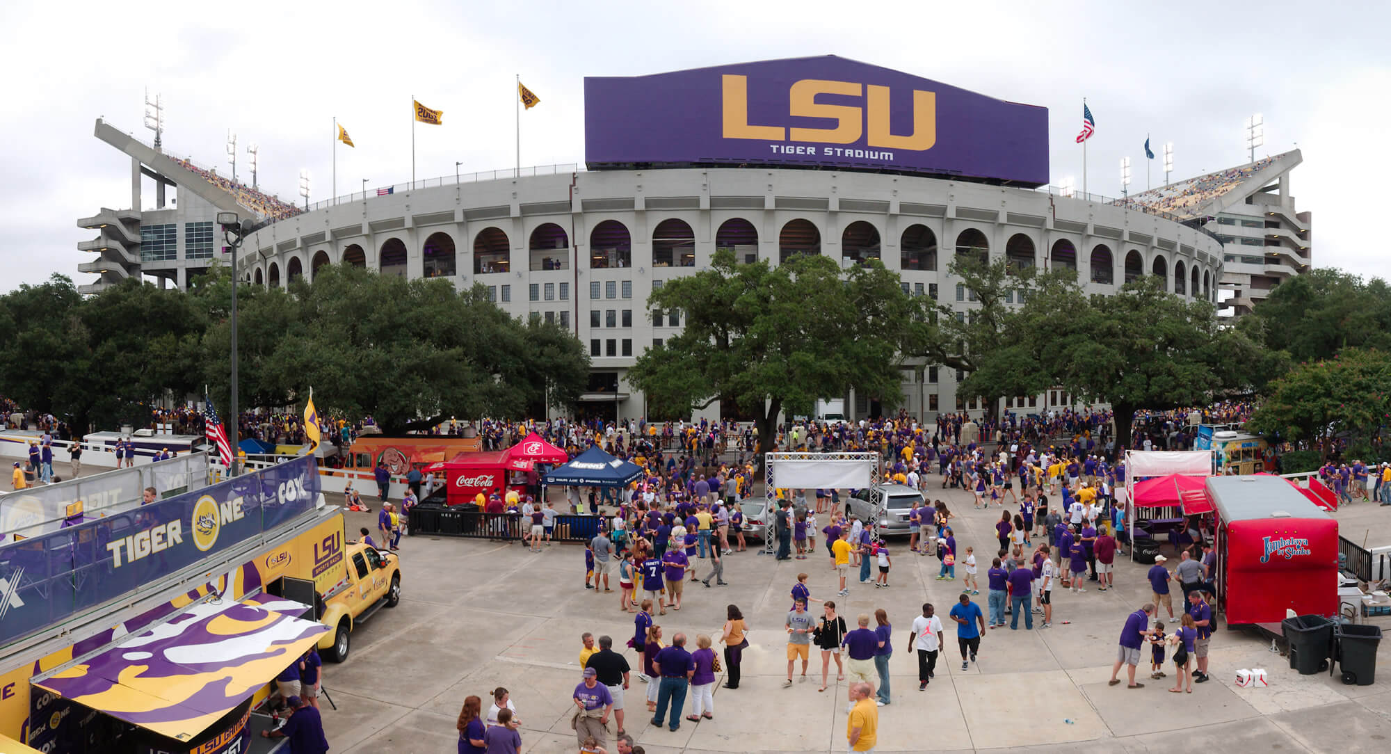 LSU Tiger Stadium, Baton Rouge