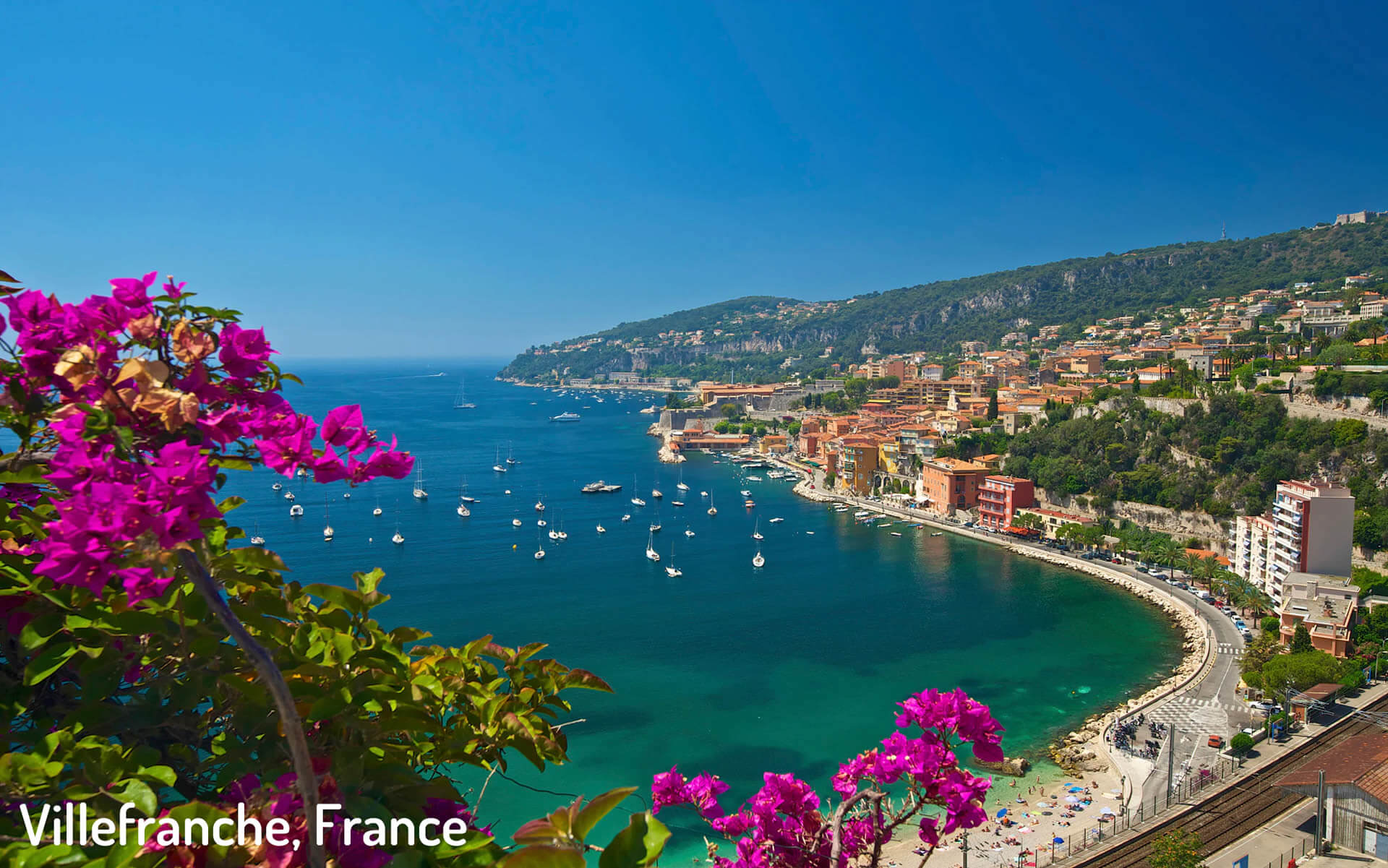 Villefranche France