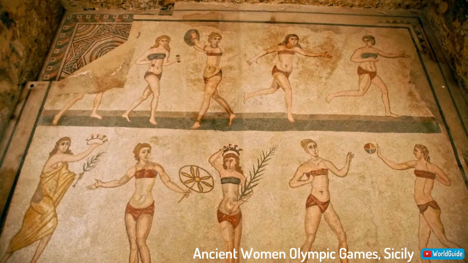 Ancient Women Olympic Games, Sicily