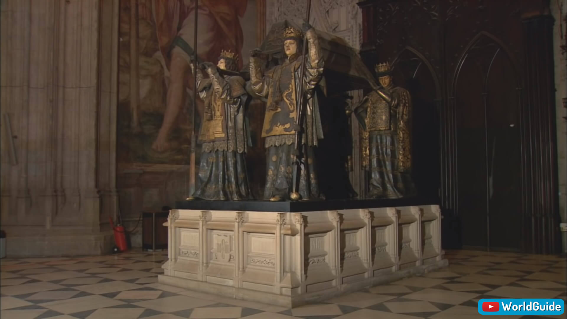 Tomb of Christopher Colombus