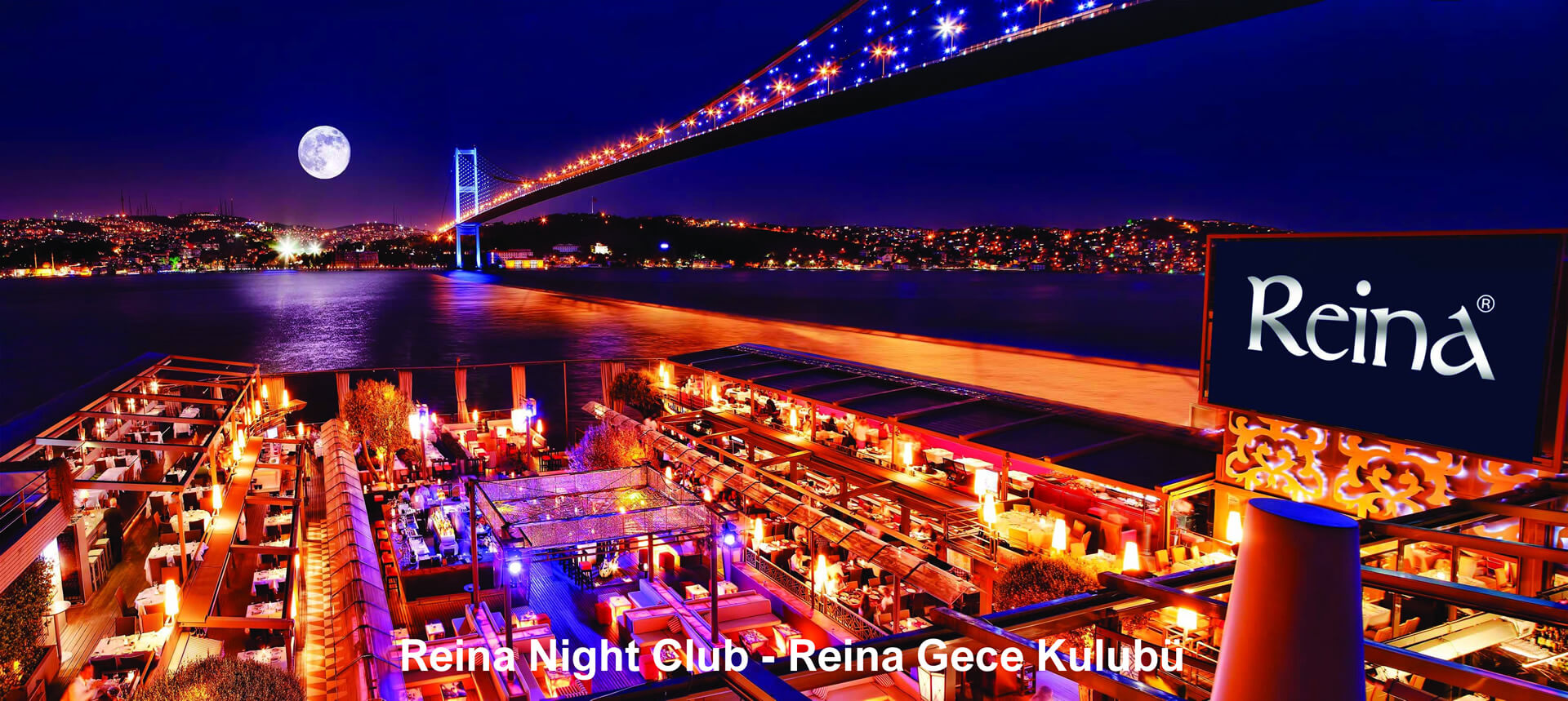 Reina Night Club - Reina Gece Kulubü