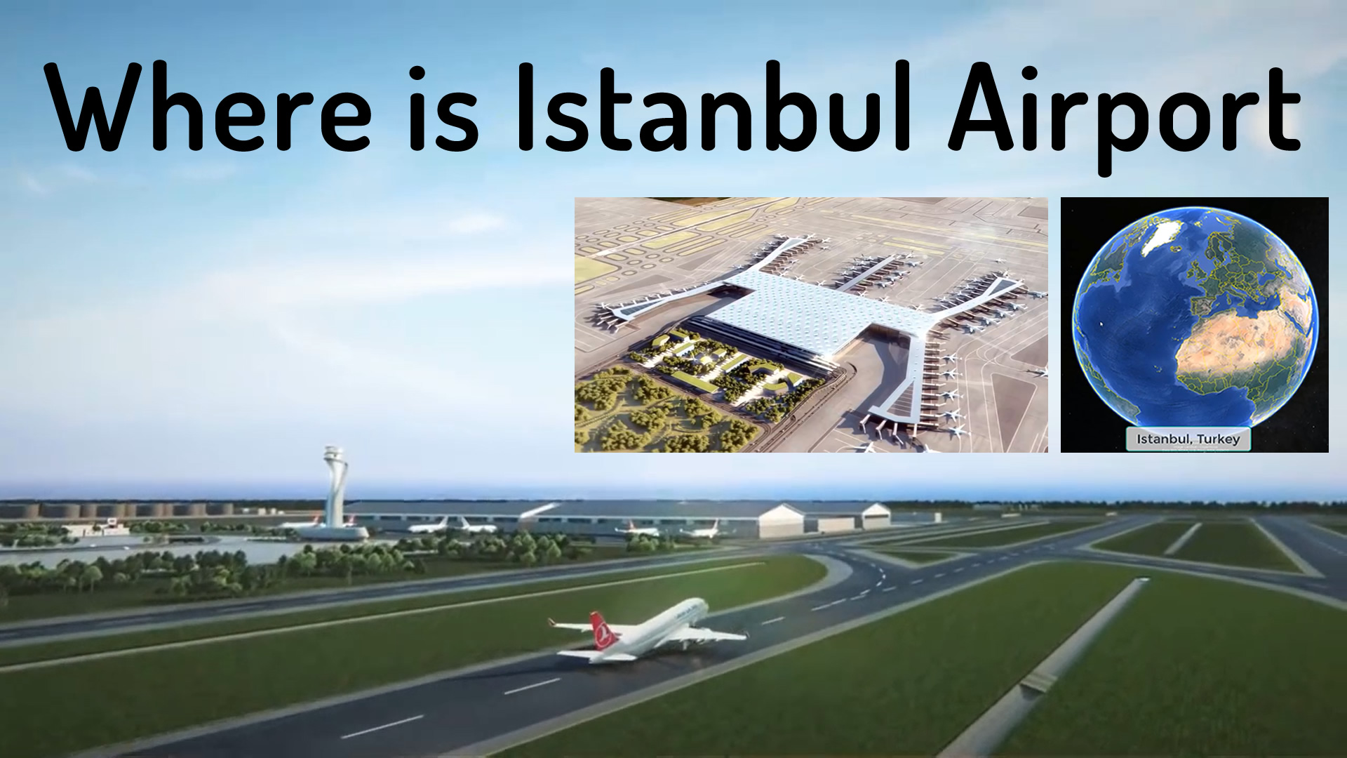 where is istanbul airport
