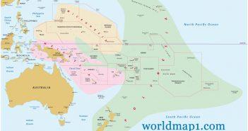 Oceania Country Maps and Australia Headlines