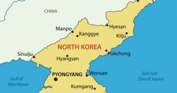 Democratic People's Republic of Korea Map