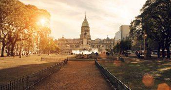 Buenos Aires, National Congress Building