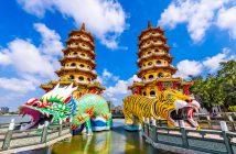 Taiwan Lotus Pond's Dragon, Taiwan