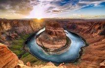 Horseshoe Bend Grand Canyon National Park