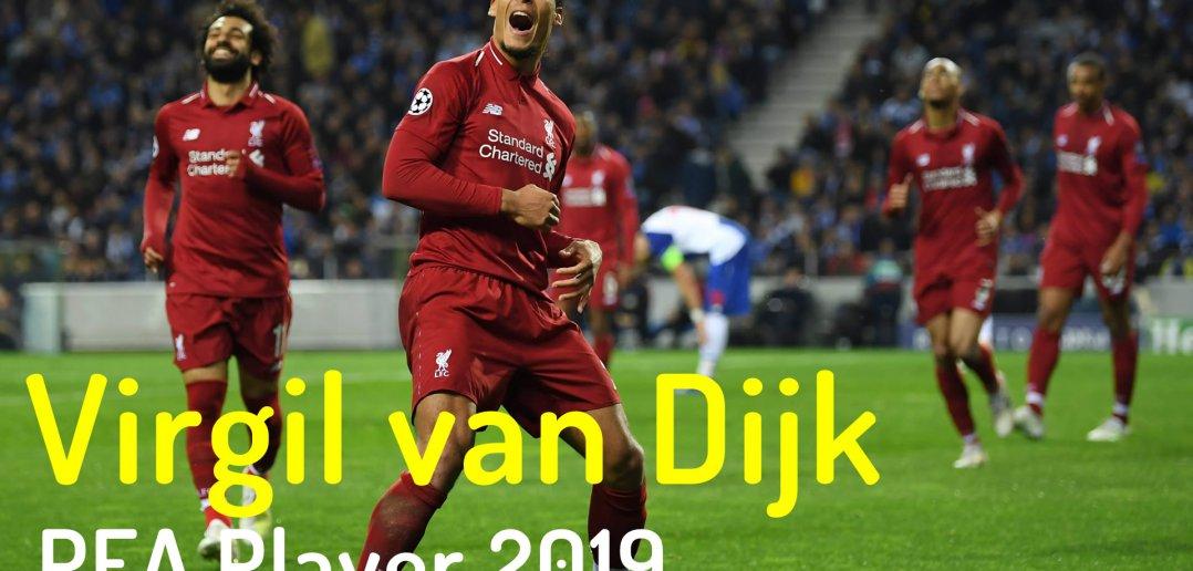 Virgil van Dijk