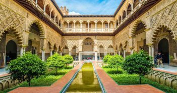 Royal Alcazar Seville