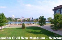 Kenosha Civil War Museium - Wisconsin