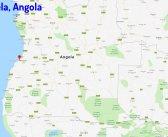 Benguela Map