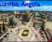 Huambo Map