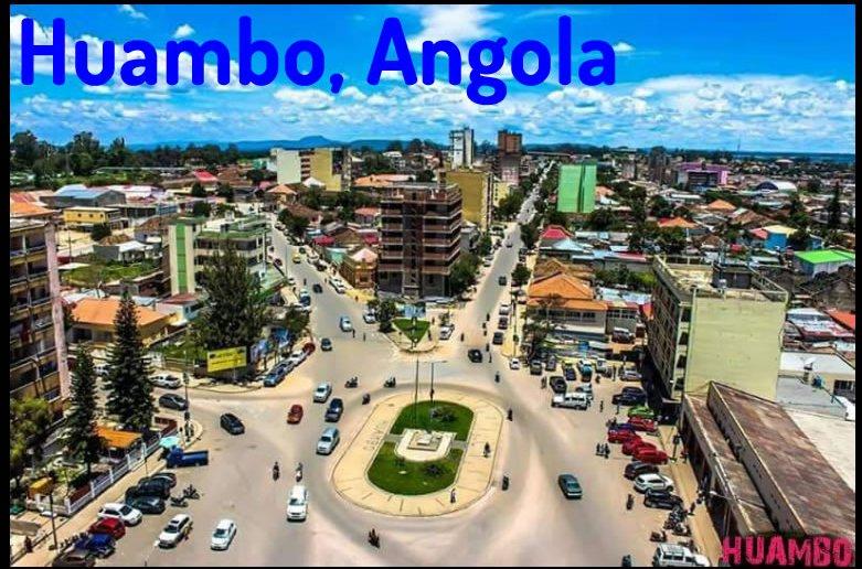 Huambo Angola