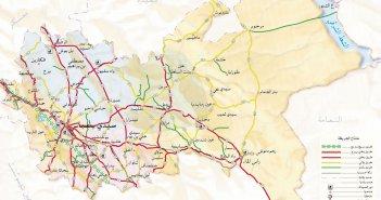 sidi bel abbes city center map