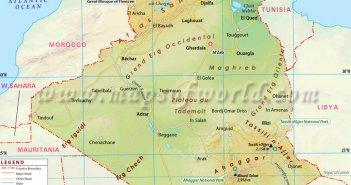 where is constantine in algeria