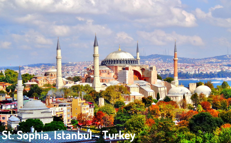 st sophia istanbul turkey
