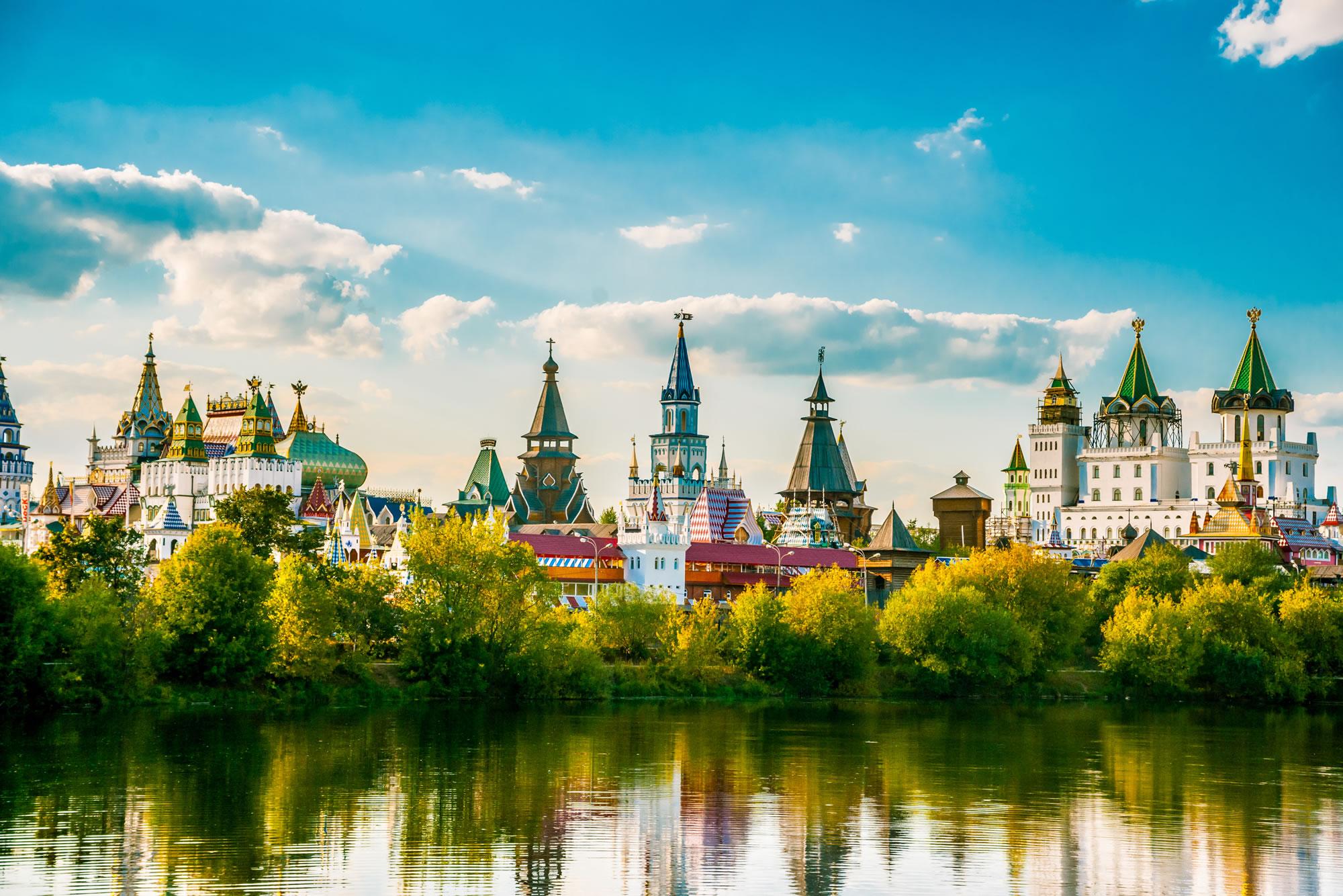 Izmaylovo Kremlin, Russia