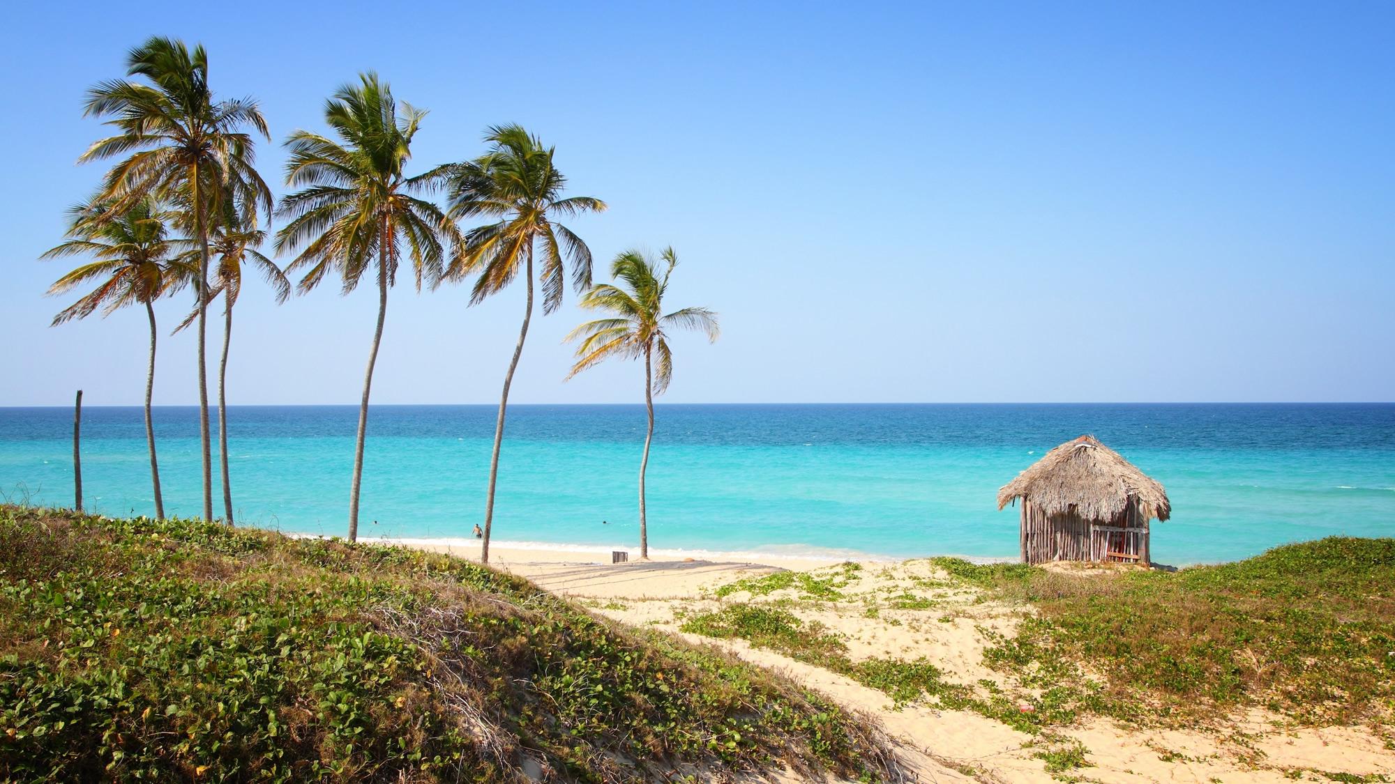 Playa megano playas del este Havana Cuba