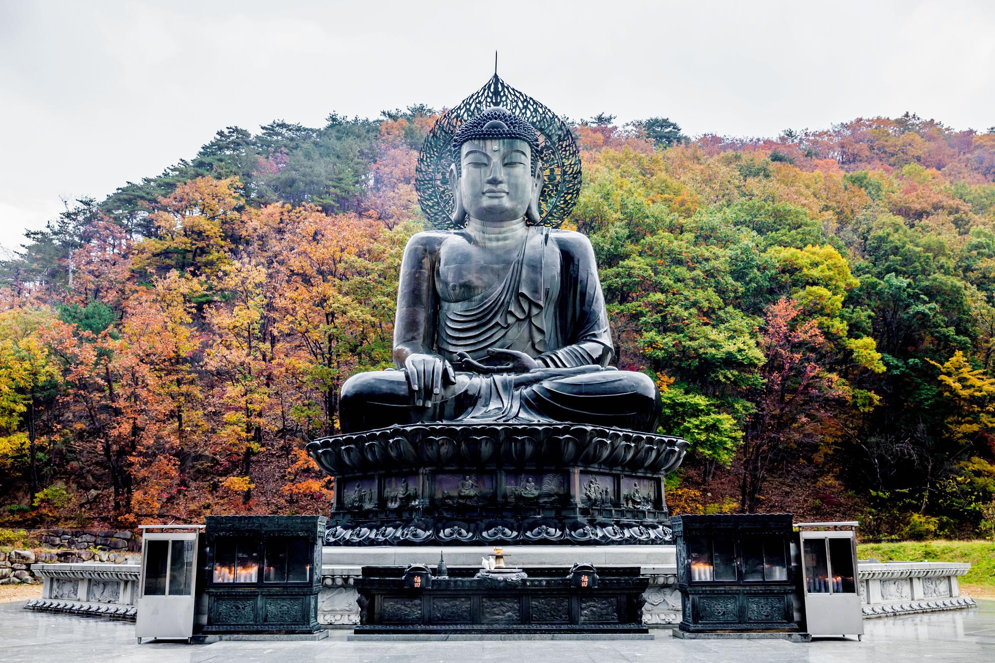 Sinheungsa Temple, South Korea