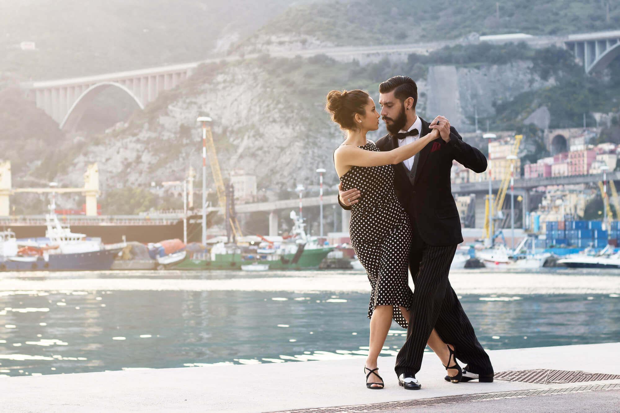 Argentine Tango Dance