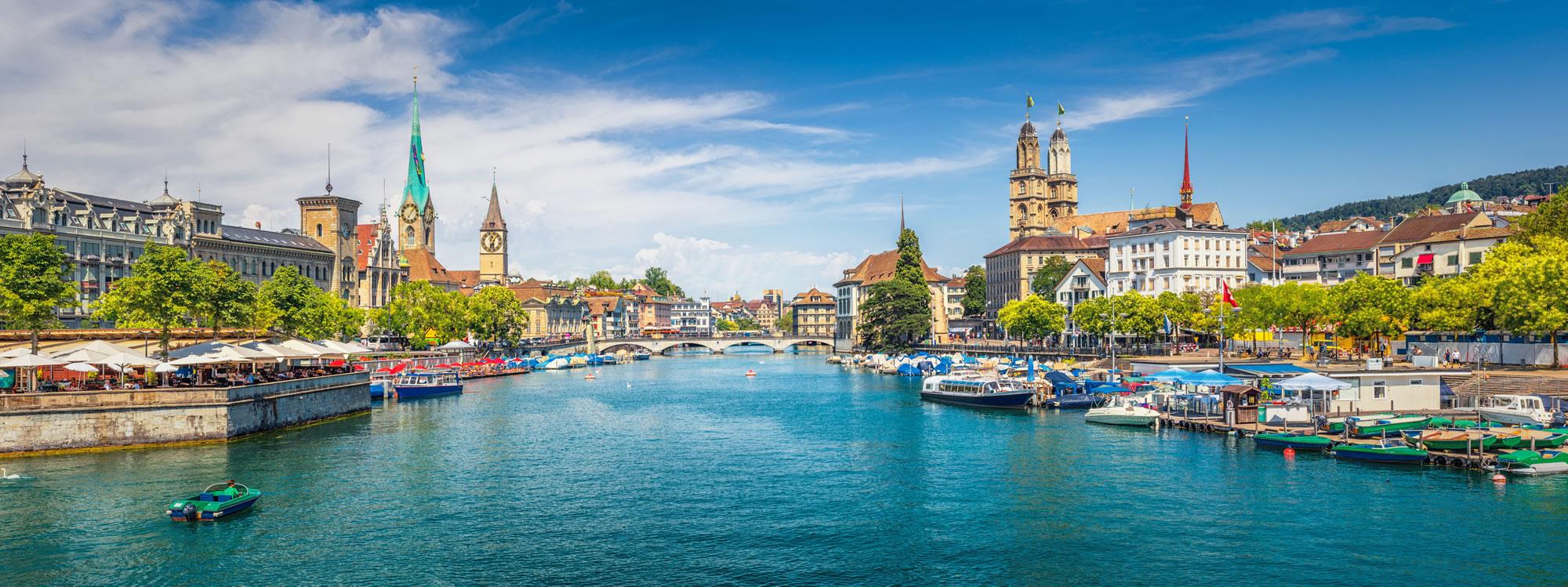 Canton of Zurich Switzerland