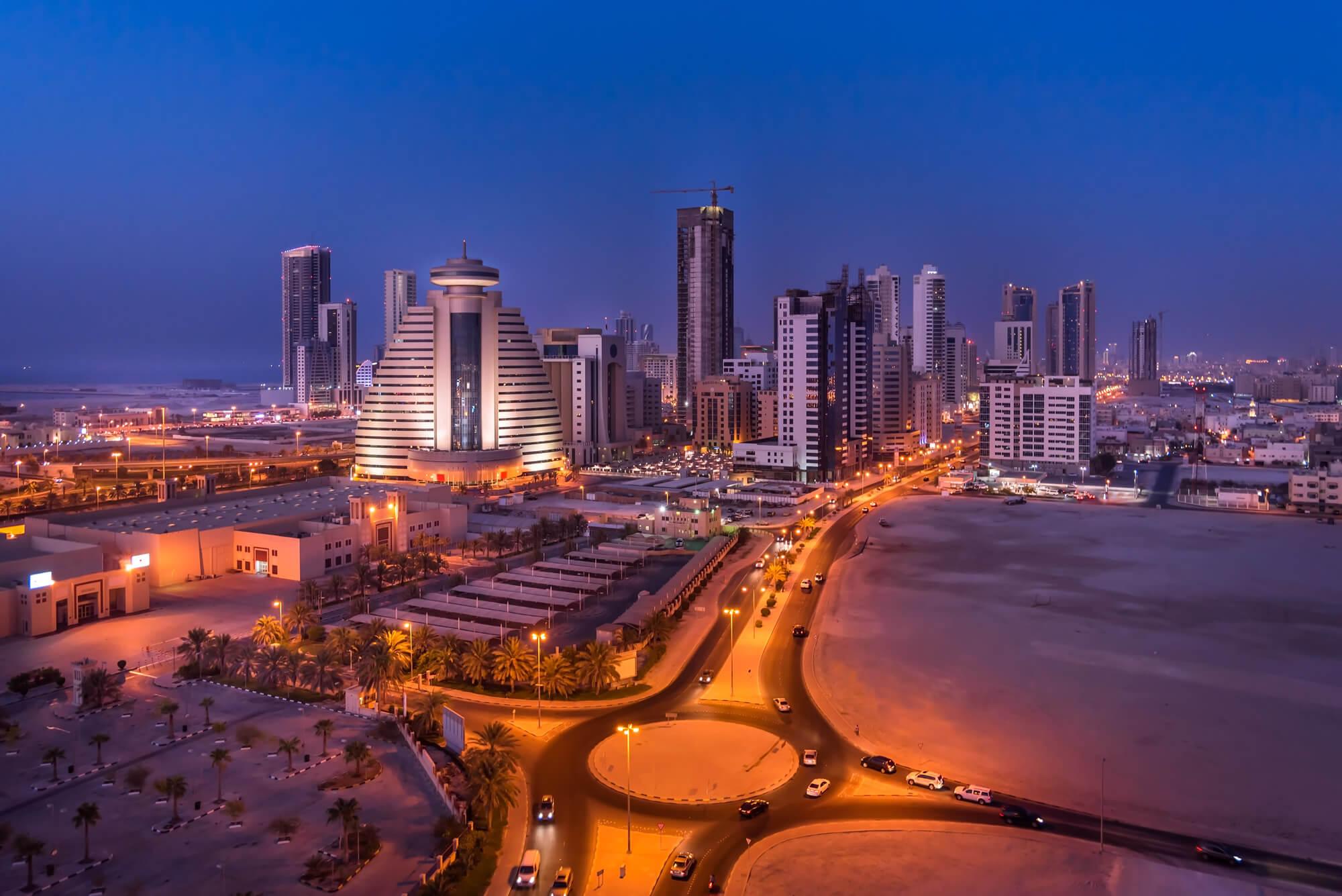 Capital of Bahrain Kingdom