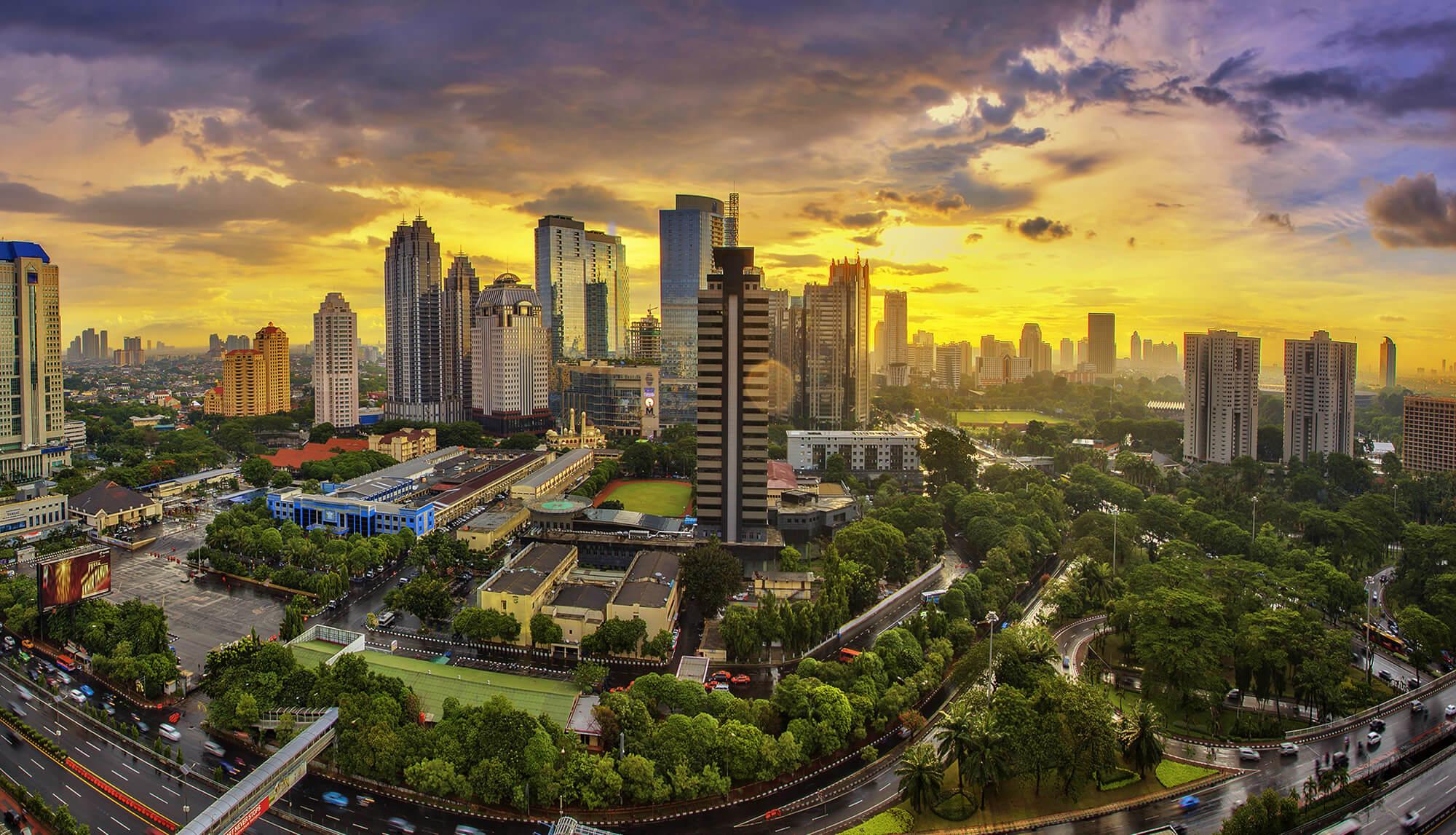 Capital Region of Jakarta, Indonesia