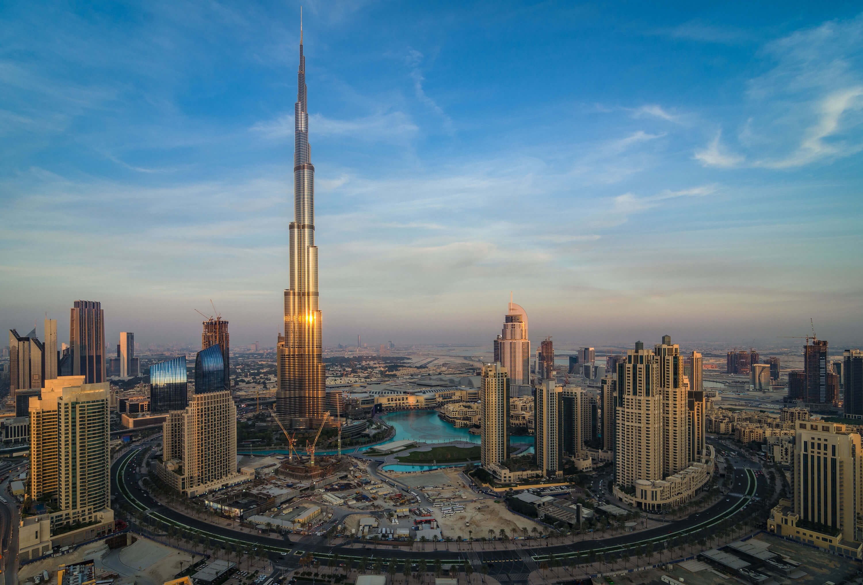 Dubai Downtown, United Arab Emirates