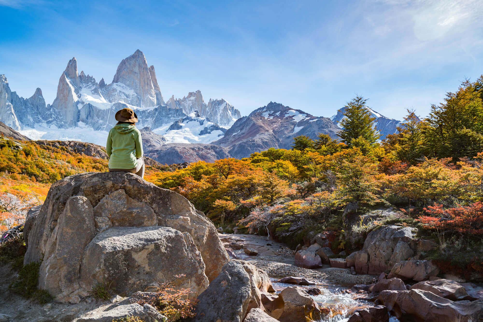 Fitz Roy, Patagonia