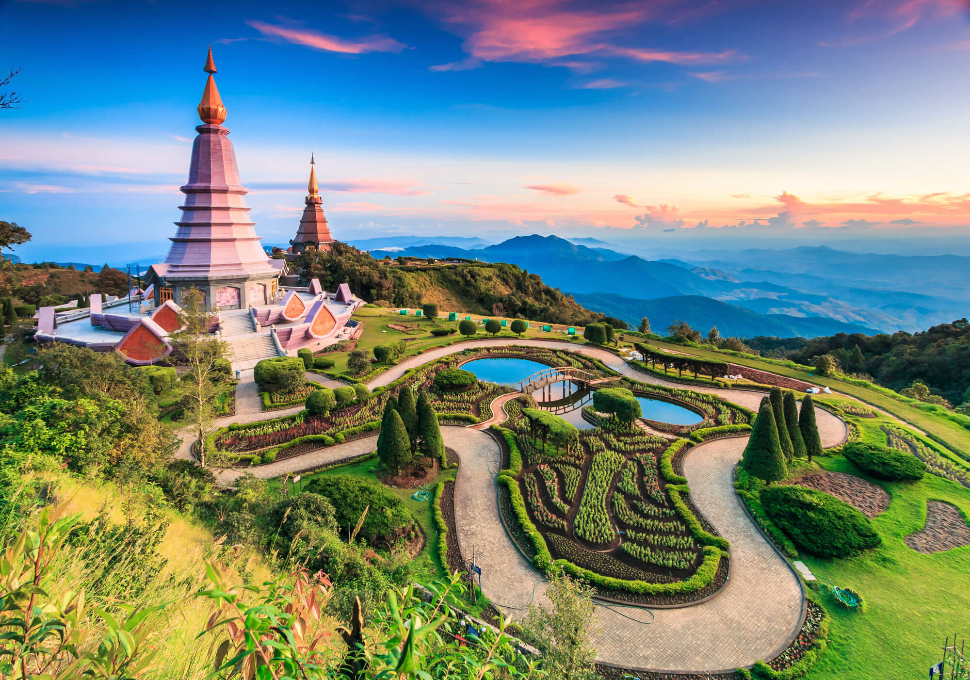 Inthanon national park, Thailand