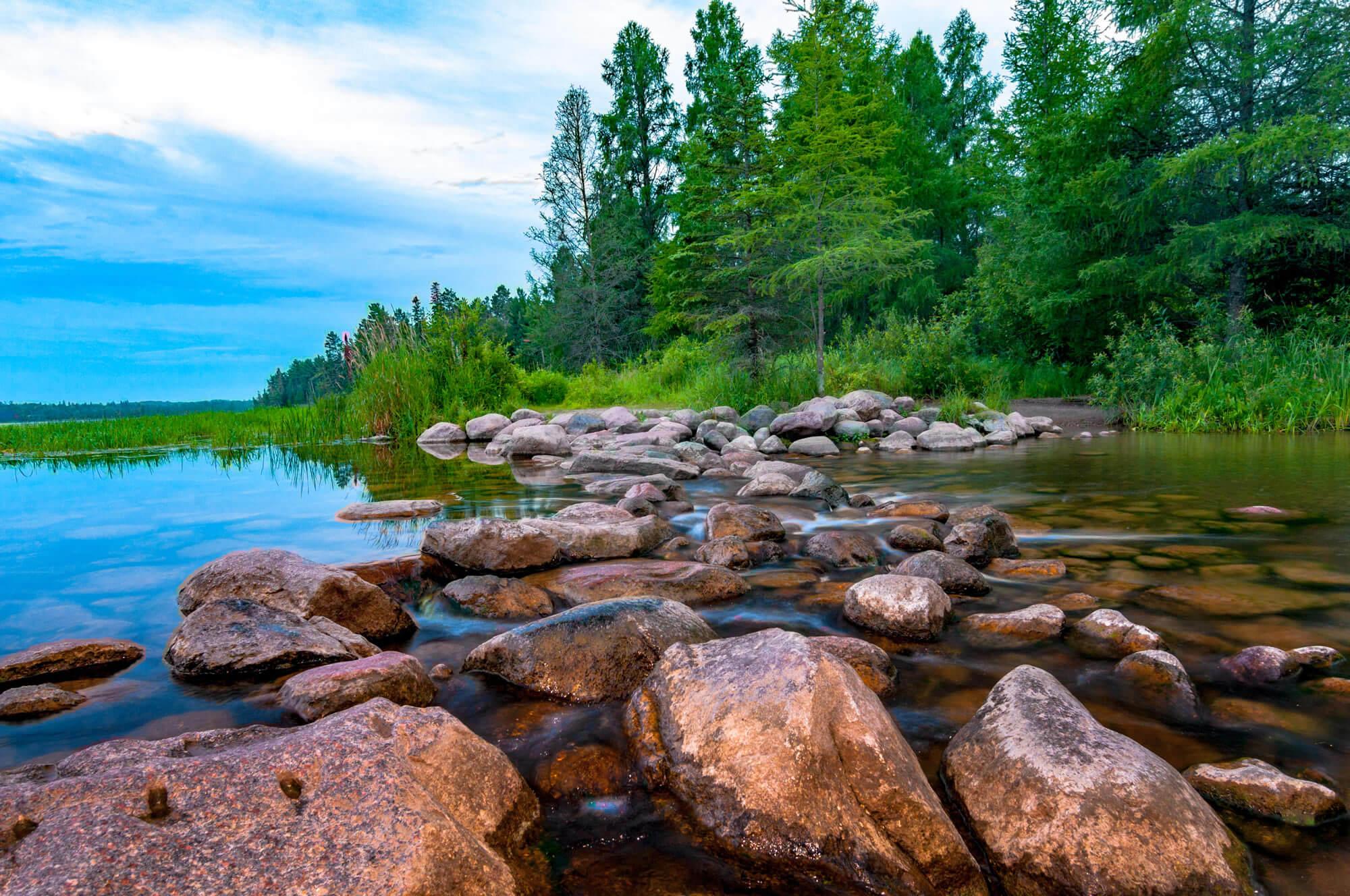 Itasca Lake Mississippi