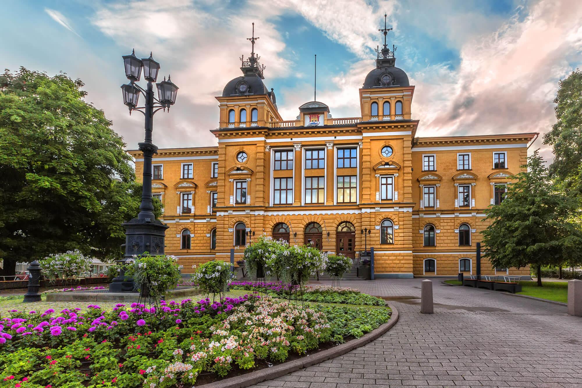 Oulu City Hall, Finland