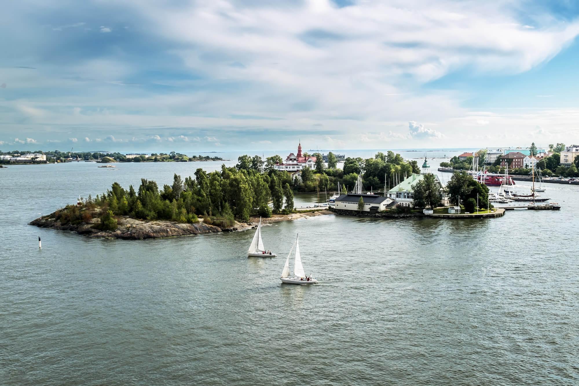 Suomenlinna Maritime Helsinki, Finland